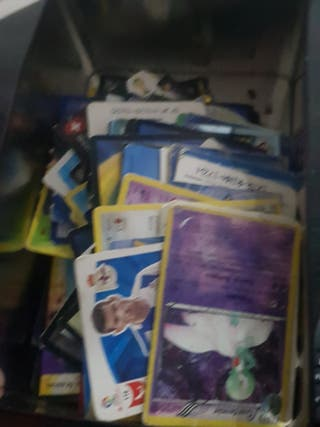 pokemon fifa spongebob ect cards for sale