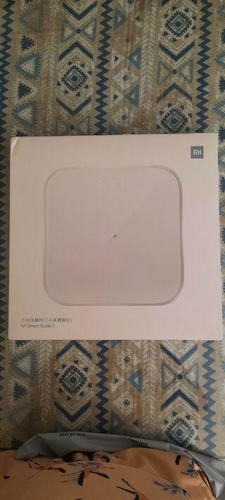 Báscula Xiaomi mi smart scale 2