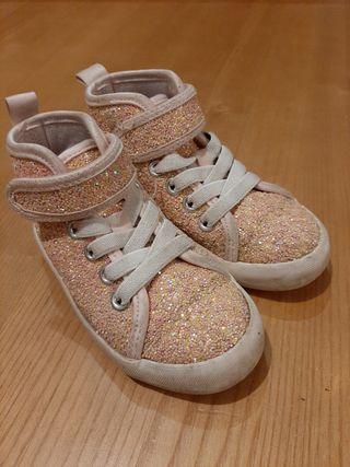 zapatos niña 24 H&M
