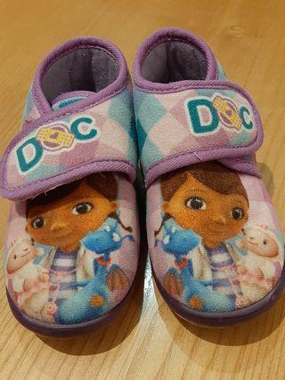 zapatillas niña 25 DC