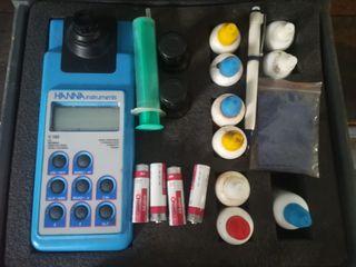 Medidor Analizador Cloro pH pisicina