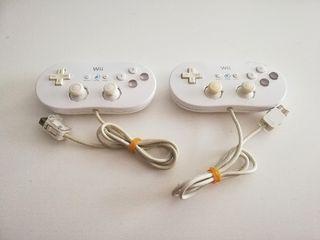 Mando Clásico Nintendo Wii y Wii U