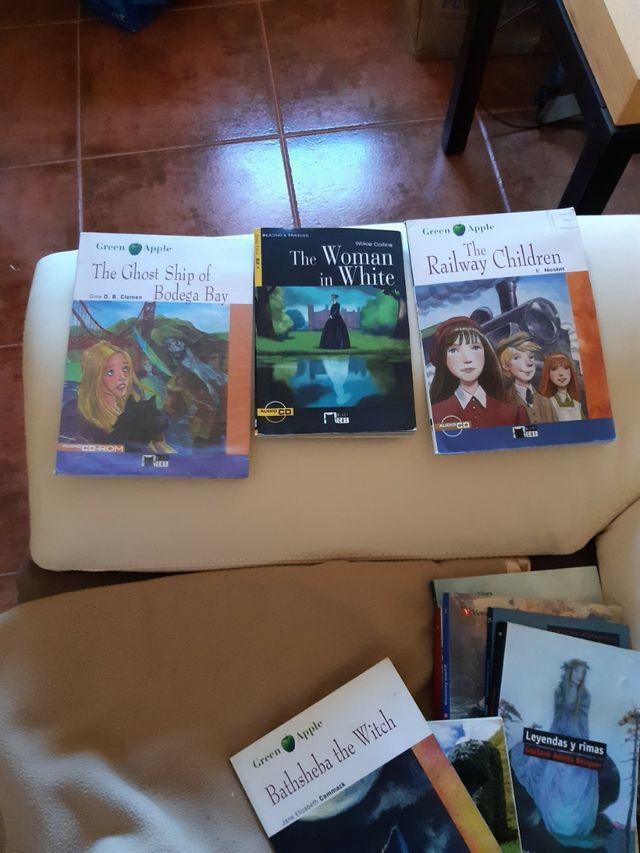 libros de inglès