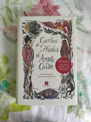 Cuentos de Hadas de Ángela Carter