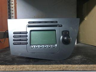 Radio para seat leon altea 2005-2008