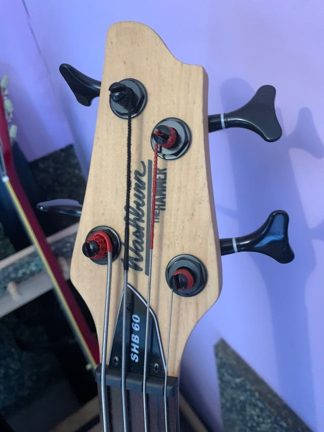 Bass Washburn stu hamm b60 nm