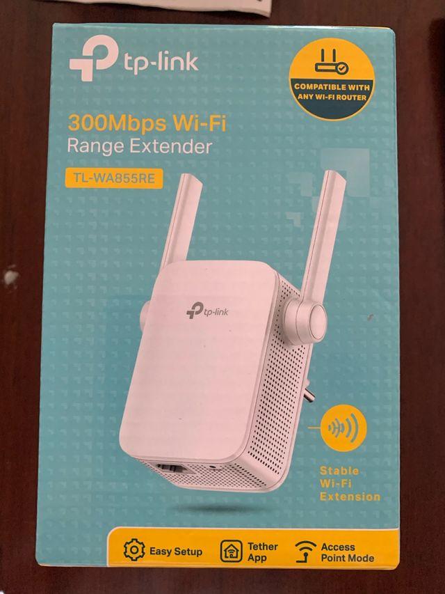 Tp-link repetidor wifi