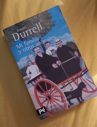 Mi familia y otros animales - Gerald Durrell