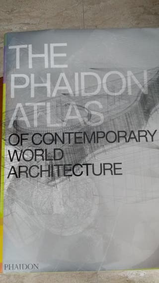 Atlas Phaidon de la arquitectura mundial contempor
