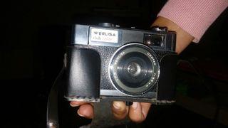 camara de fotos antigua werlisa club color