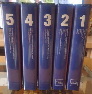 Libros Acceso a la Universidad para mayores de 25