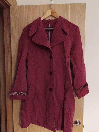 abrigo Pilar Nicolás talla 40