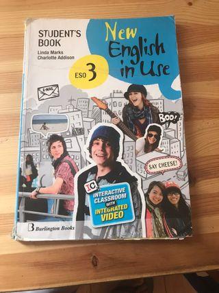 NEW ENGLISH IN USE. Student's Book. Burlington