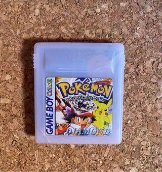 Pokémon Special Pikachu Edition Diamond Game Boy