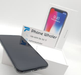 IPHONE X 64GB BLACK CON FACTURA Y GARANTIA