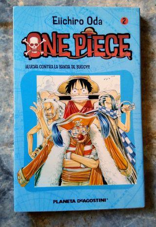 Manga One Piece n° 2