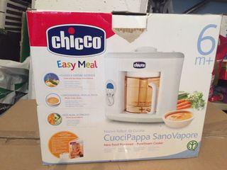 Robot cocina para comida infantil