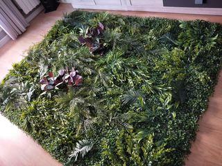 paneles jardin tropical