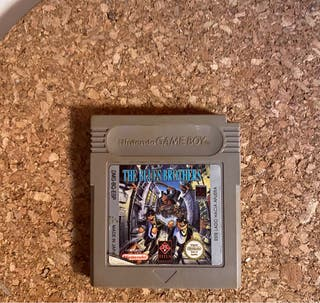 The Blues Brothers Game boy