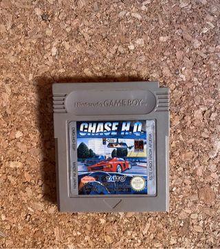 CHASE H.Q. Game Boy