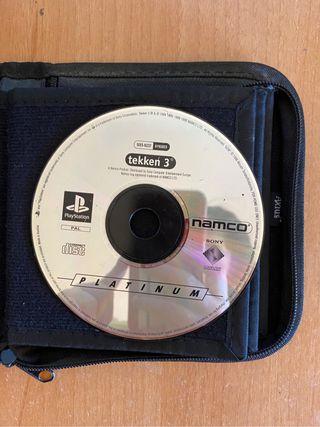 Tekken 3 Play Station 1