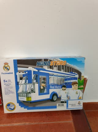Lego Real Madrid oficial y Lego Coches de carreras