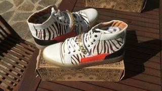 Bambas Sneakers Sixth June Paris Hombre EUR 44.