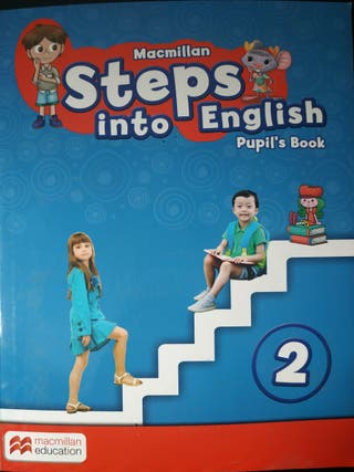 steps into english pupil's book