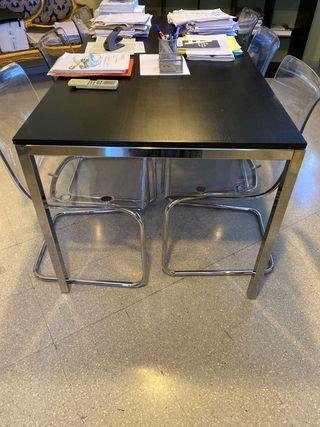 Mesa Torsby y sillas Tobías Ikea