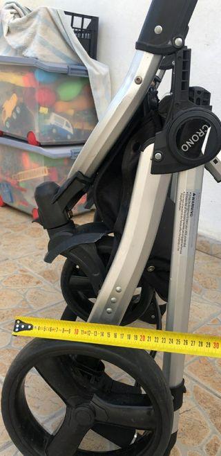 Carro De Bebé Byberit Crono
