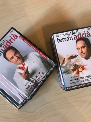 Ferrán Adria(cocina fácil)