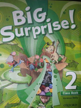 Big surprise!
