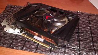 Tarjeta gráfica. PNY GeForce GTX 1660 Ti 6GB GDDR6