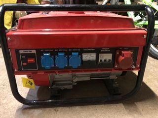 Generador Eléctrico Gasolina