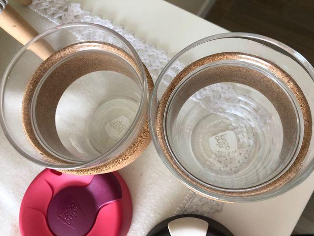 Dos tazas Keepcup 340ml nuevas