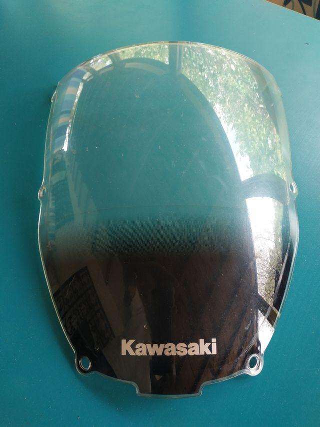 cúpula Kawasaki ninja 636 del 2001