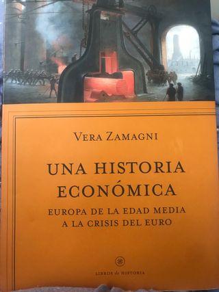 Libro de historia económica 1 Ade uji