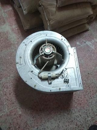 turbina extractor impulsor Casals