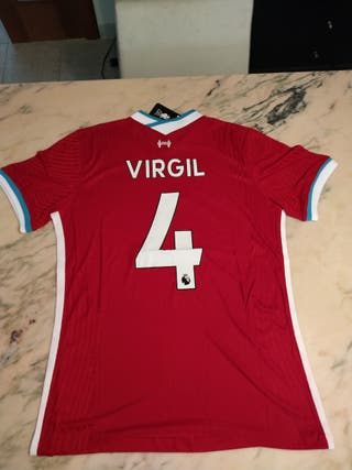 Camiseta Liverpool 20-21 Van Dijk