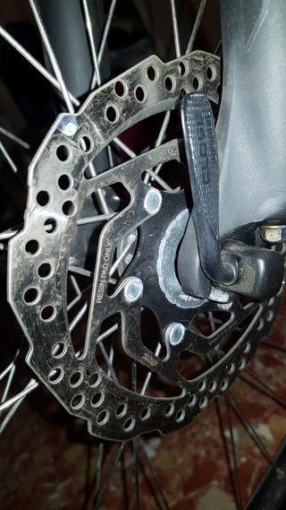 se vende bicicleta scott aspect