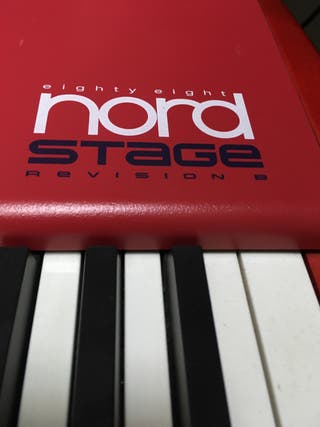 Piano Nord Stage 88 Revision B