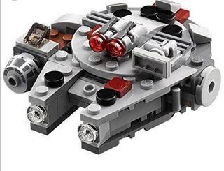 Hago Miniaturas de LEGO de Naves.