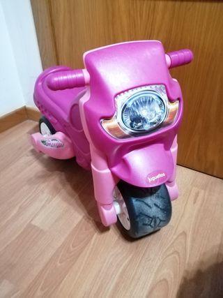 Moto Juguettos 9€