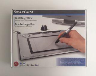 Tableta gráfica SilverCrest