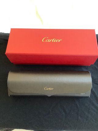 Estuche de gafas Cartier
