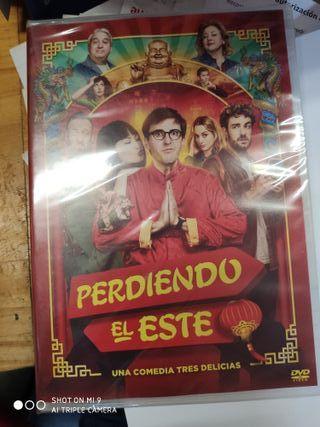 DVD Perdiendo el Este