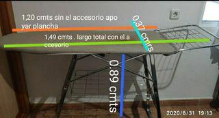 TABLA DE PLANCHAR PROFESIONAL MARCA DI QU4TTRO