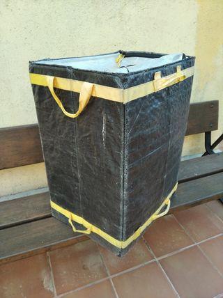 mochila bolsa transporte de paquetería mensajeria