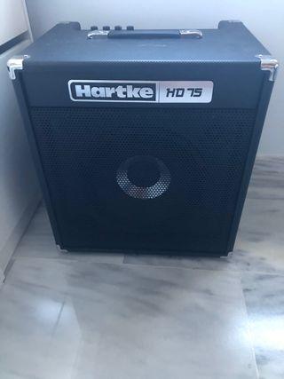 Amplificador para bajo eléctrico