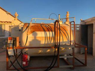 Depósito de gasoil de 5000 litros